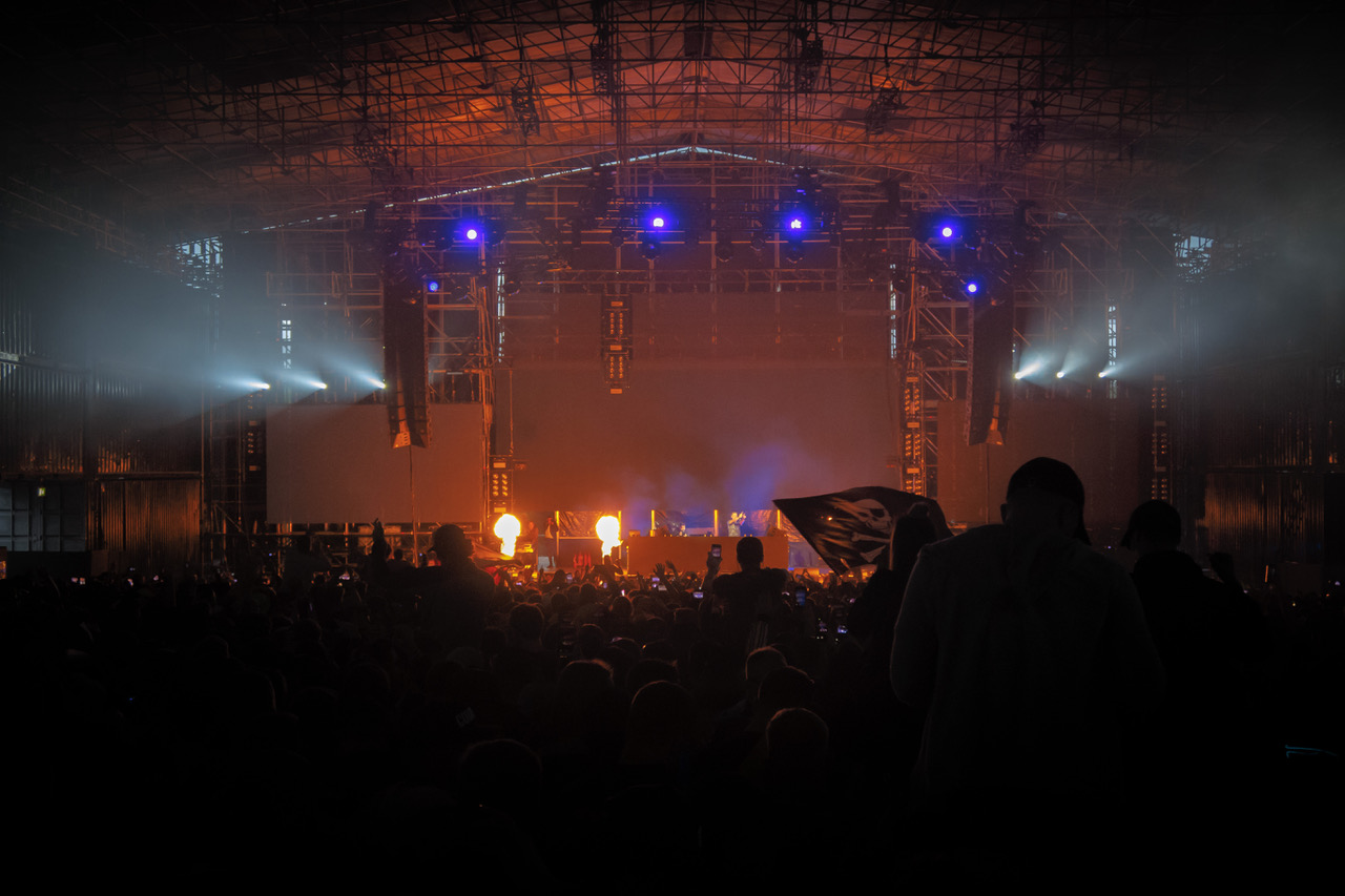 Outline's GTO C-12 Rises To The Top At Creamfields | Outline