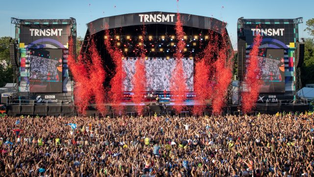 Adlib Put NEWTON Centre Stage At TRNSMT Festival