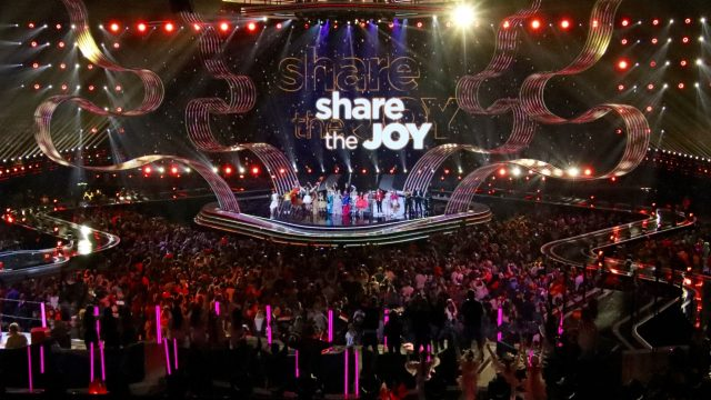 Gigant Sound provides a massive Outline PA rig for  the 2019 Junior Eurovision Song Contest