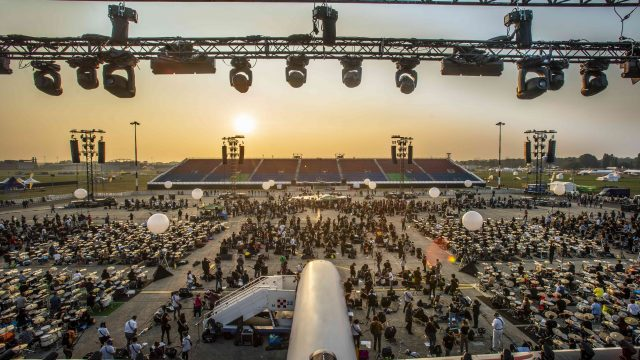 OUTLINE AND POWERSOFT ELECTRIFY THE BIGGEST ROCK BAND IN THE WORLD – ROCKIN'1000