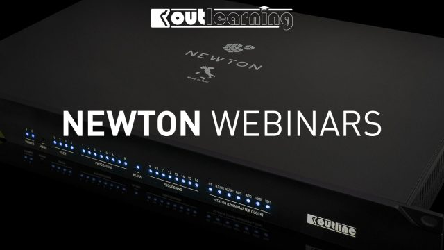Webinars on Outline Newton get under way