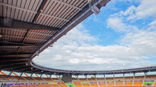 STADIA sets the pace in Philippine Olympic-grade athletics stadium