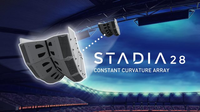 Now Shipping: Outline Stadia 28