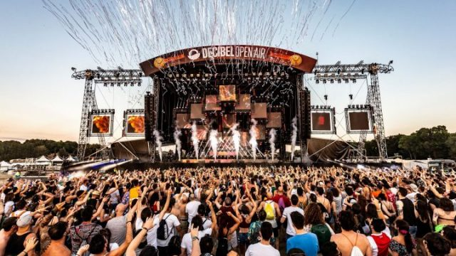 Outline GTO protagonista al Decibel Open Air