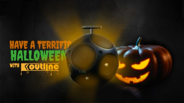 Have a terrific Halloween with Outline!