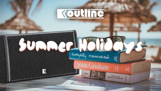 Summer Holidays @ Outline