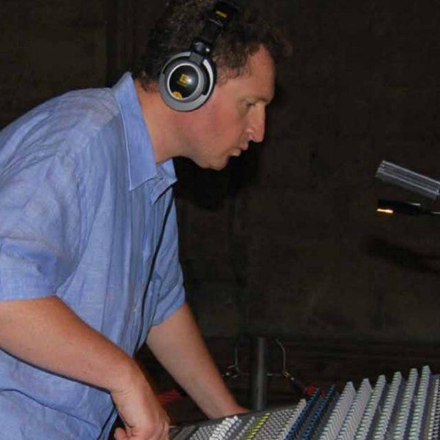 Andrea Taglia – FOH engineer for Andrea Bocelli